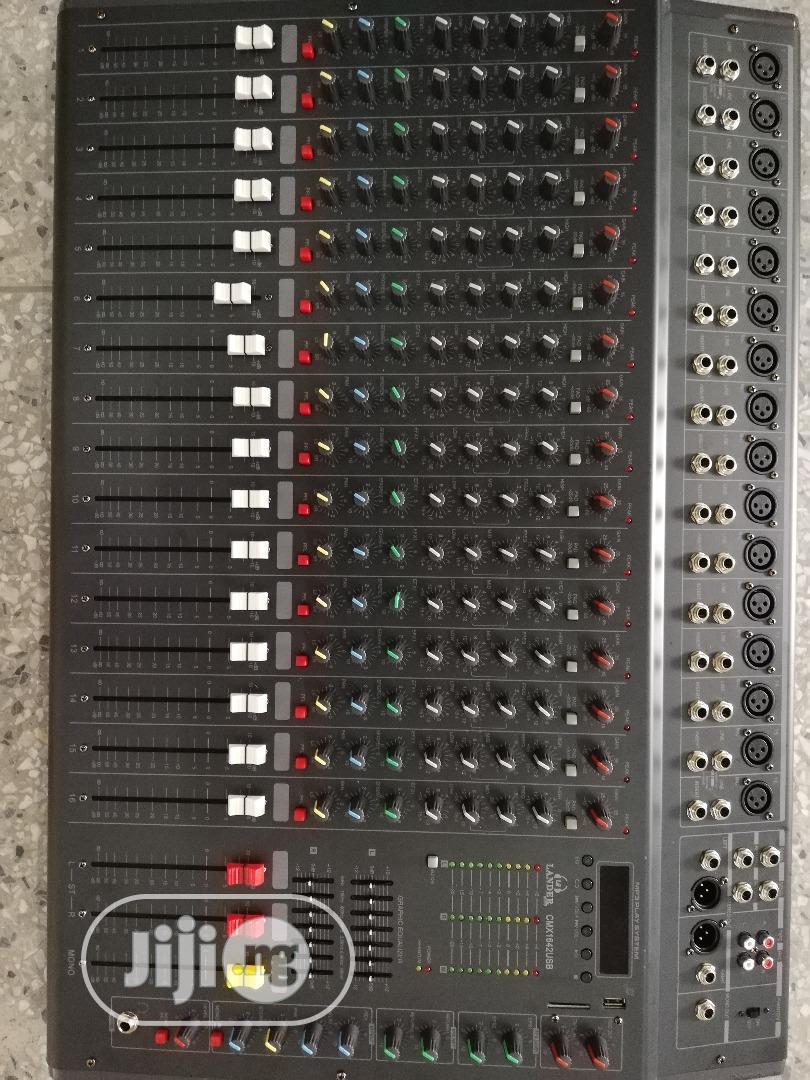 16 Channel Flat Mixer Lander Audio