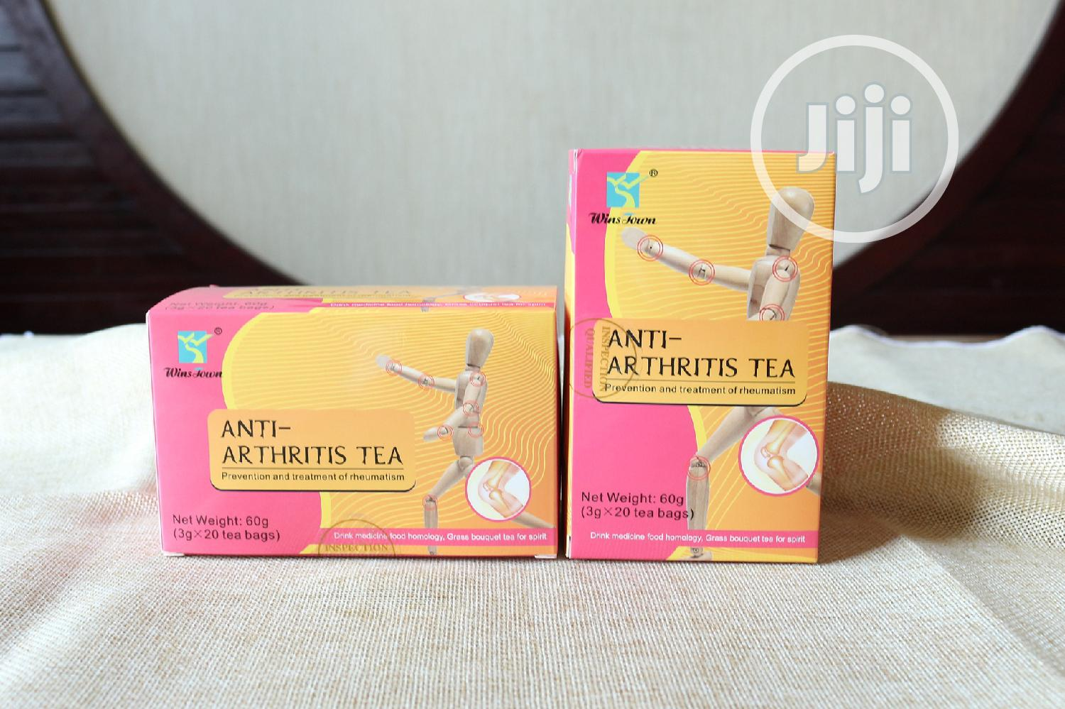 Arthritis Tea | Vitamins & Supplements for sale in Alimosho, Lagos State, Nigeria