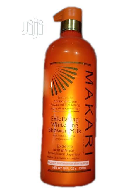 Makari Whitening Shower Gel