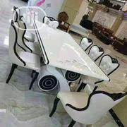 High Grade White Dining Table Set | Furniture for sale in Lagos State, Ojo