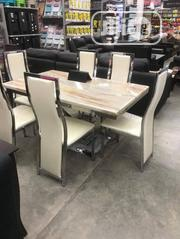 Imported Marble Dining Table | Furniture for sale in Lagos State, Ojo