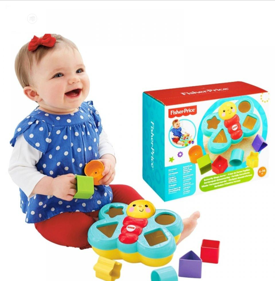 Fisher-price Butterfly Shape