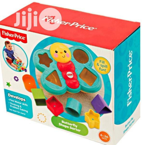 Fisher-price Butterfly Shape | Toys for sale in Alimosho, Lagos State, Nigeria