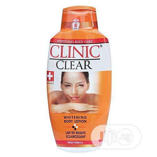 Clinic Clear Lotion