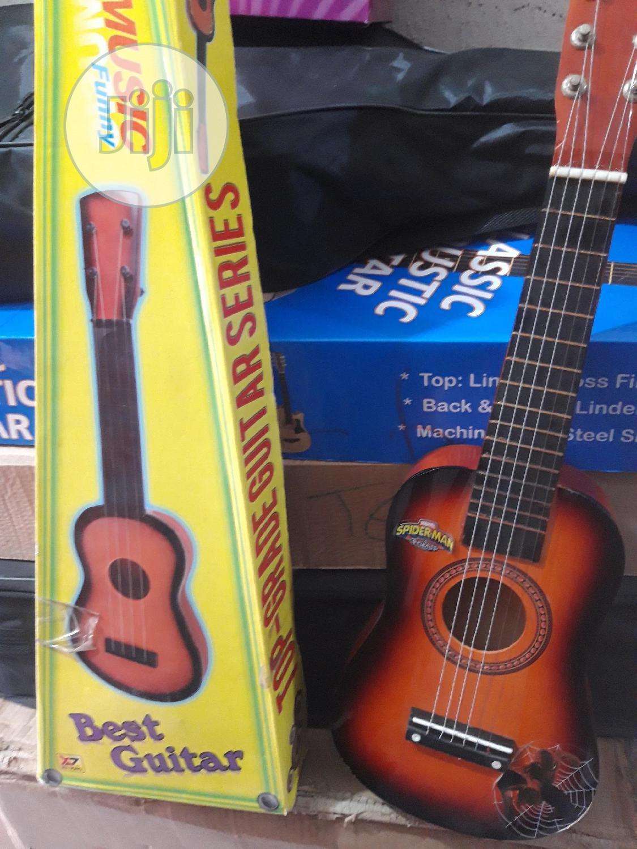 Archive: Kids Guitar
