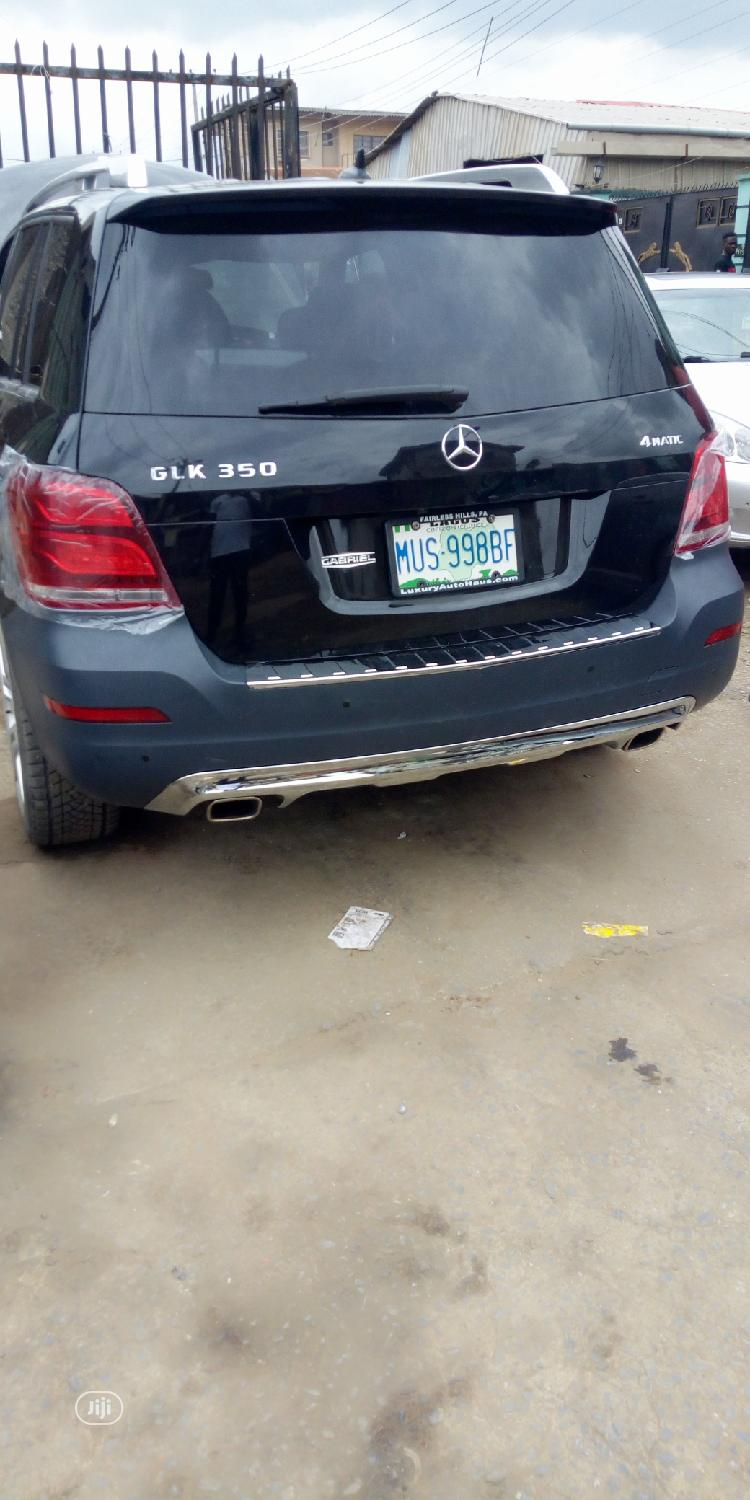 Archive: Mercedes Benz GLK 2010to Upgrade It To 2014 Model