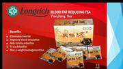 Longrich Green Tea And Blood Fat Tea. | Vitamins & Supplements for sale in Lagos State, Amuwo-Odofin