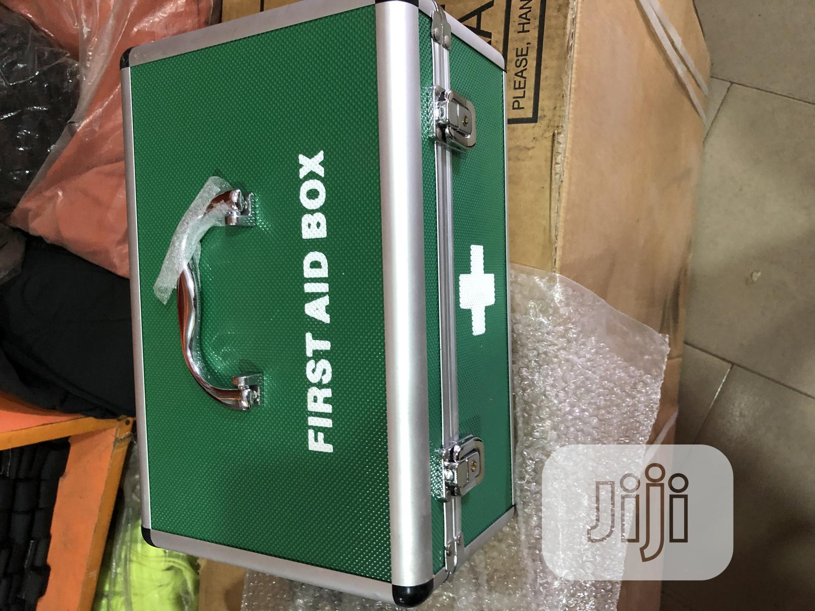 First Aids Box With Full Equipment