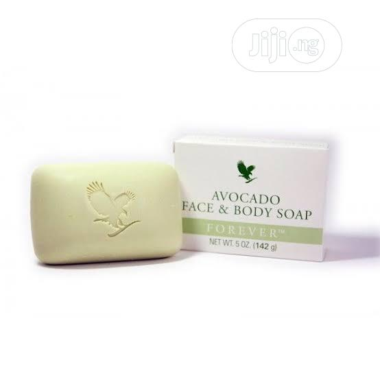 Forever Avocado Face and Body Soap:Help Combat Free Radical.