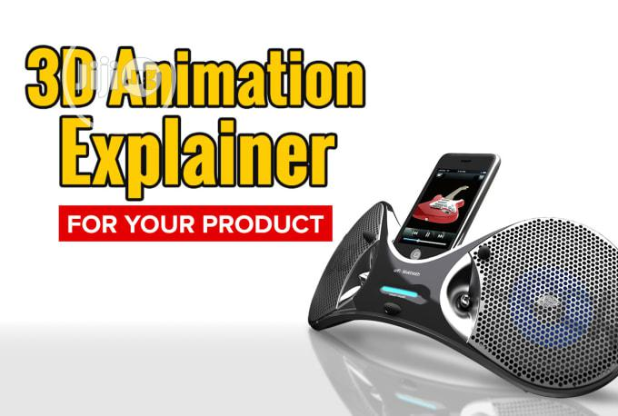Product Animation Video Creator