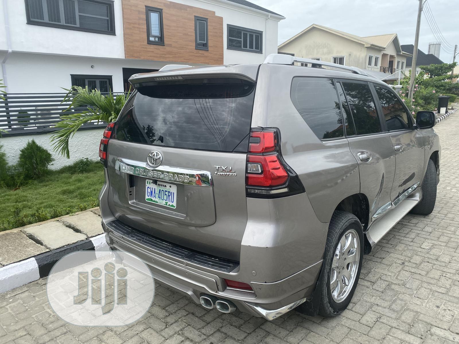 Toyota Land Cruiser Prado 2013 GXL Gold | Cars for sale in Ajah, Lagos State, Nigeria