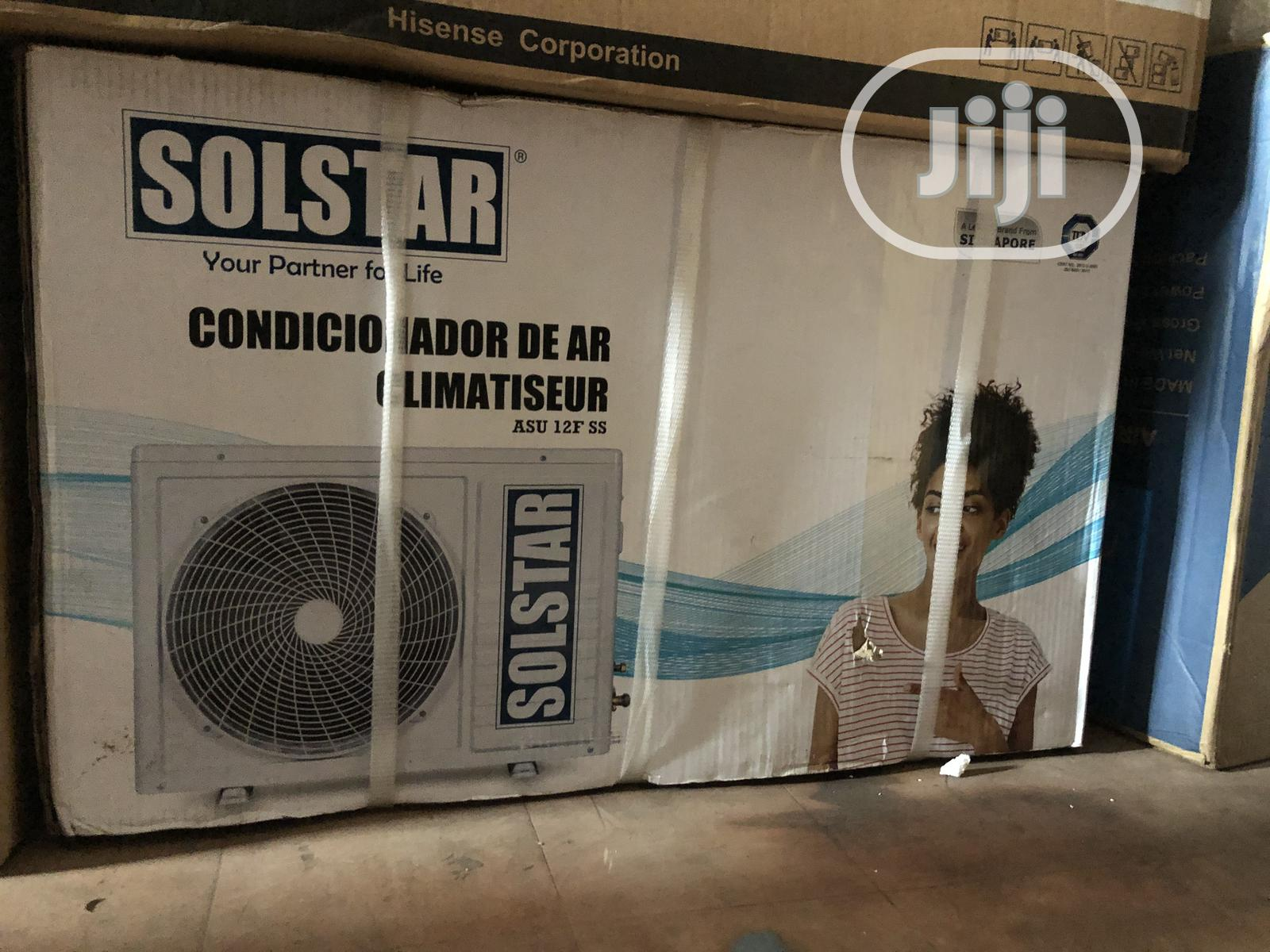 Solstar Split A/C 1.5hp With Kit Auto Start | Home Appliances for sale in Ikeja, Lagos State, Nigeria