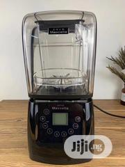 Maxcelia Commercial (Sound Proof) Blender. 2200watts | Restaurant & Catering Equipment for sale in Lagos State, Ojo