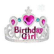 Birthday Girl Tiara | Photography & Video Services for sale in Lagos State, Kosofe