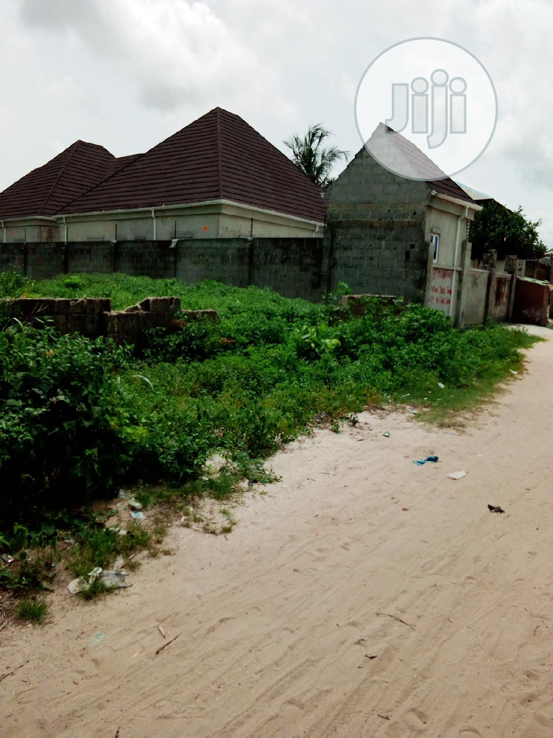 This Lands Is For Sale Is Residential Area At Ibjue Lekki