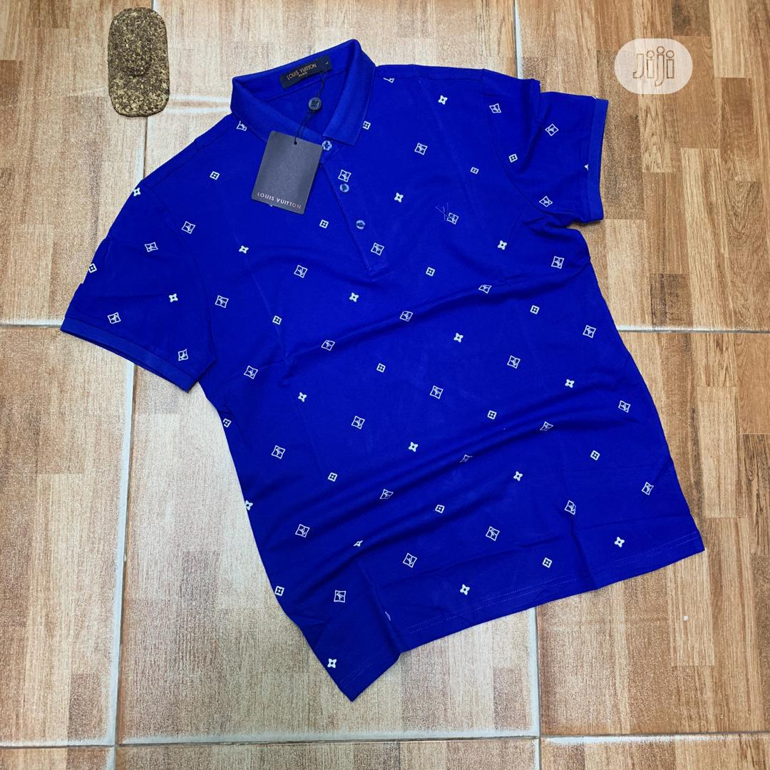 Burberry Polo Shirt   Clothing for sale in Ikeja, Lagos State, Nigeria