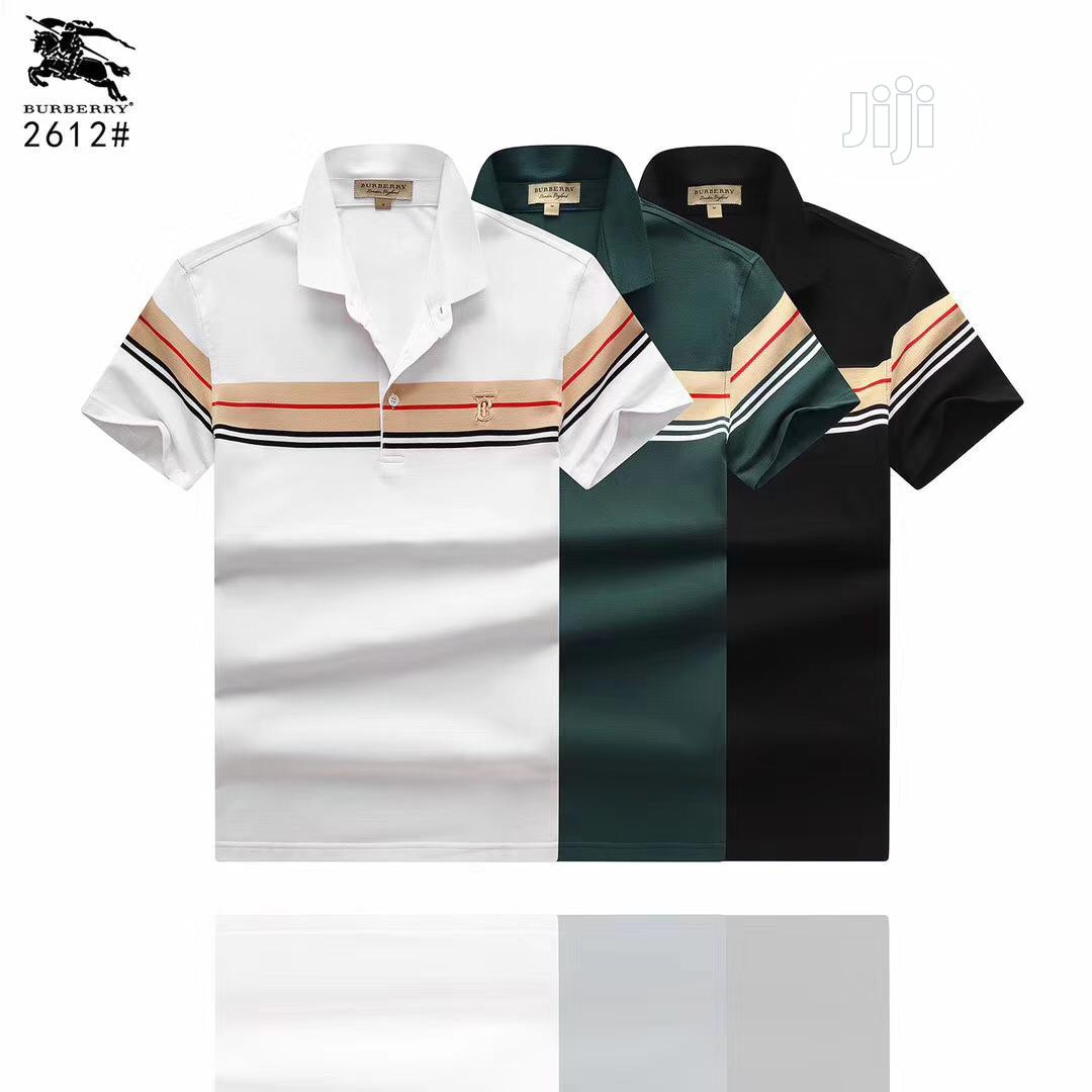 Burberry Polo Shirt | Clothing for sale in Ikeja, Lagos State, Nigeria