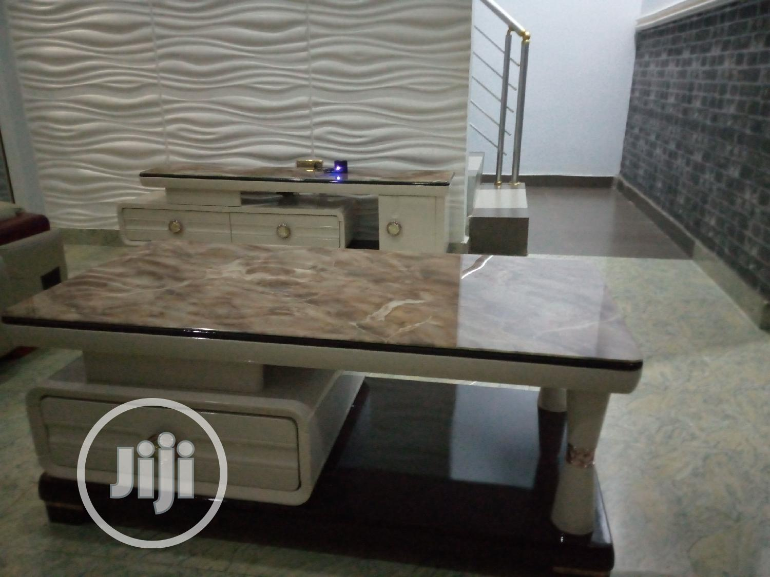 Quality TV Stand And Center Table