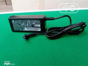 HP 19.5v Laptop Charger Blue Port | Computer Accessories  for sale in Lagos State, Apapa