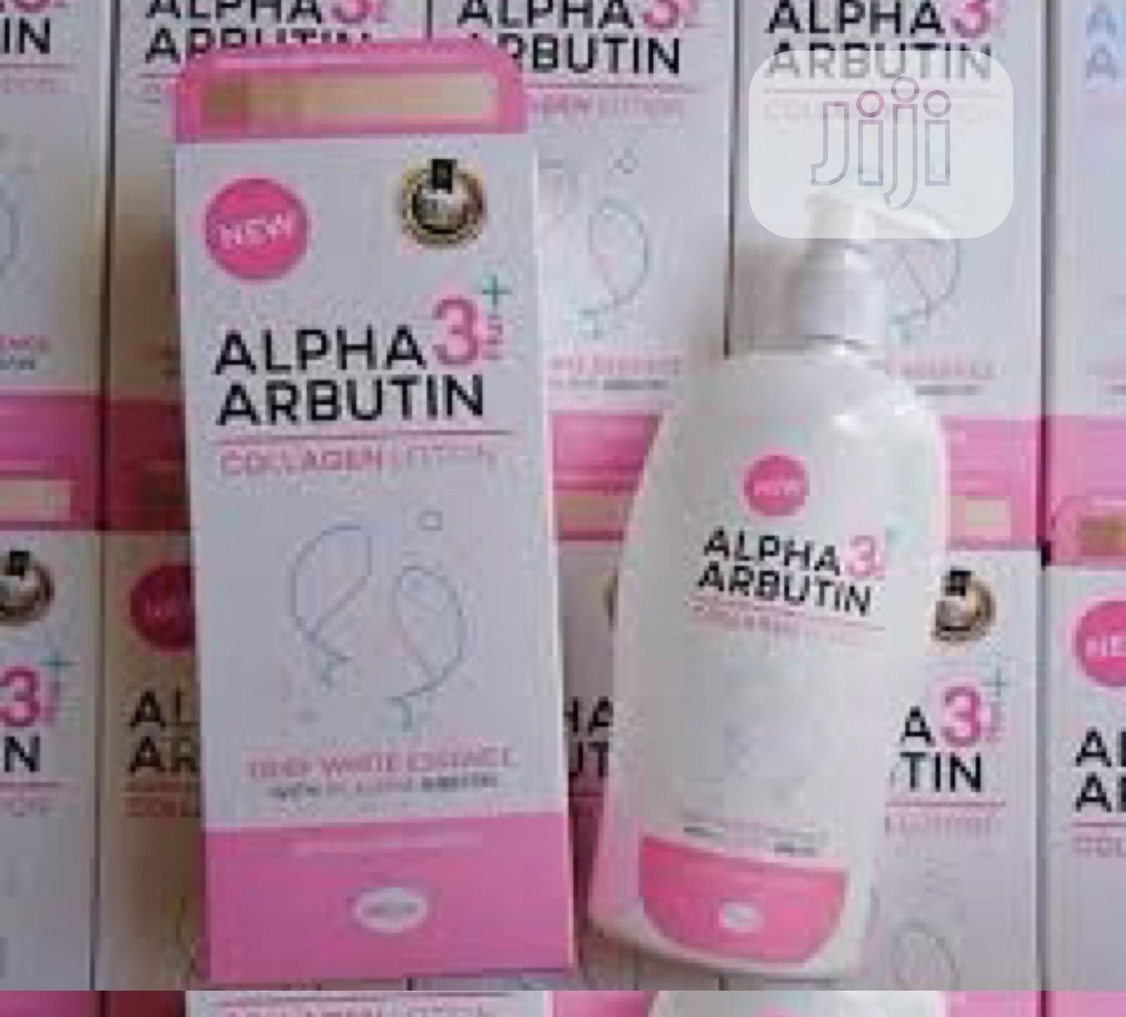 Alpha Arbutin 3plus+ Collagen Lotion 500ml