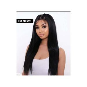 Full Straight Hair With Neat Closure Wig   Hair Beauty for sale in Lagos State, Ikoyi