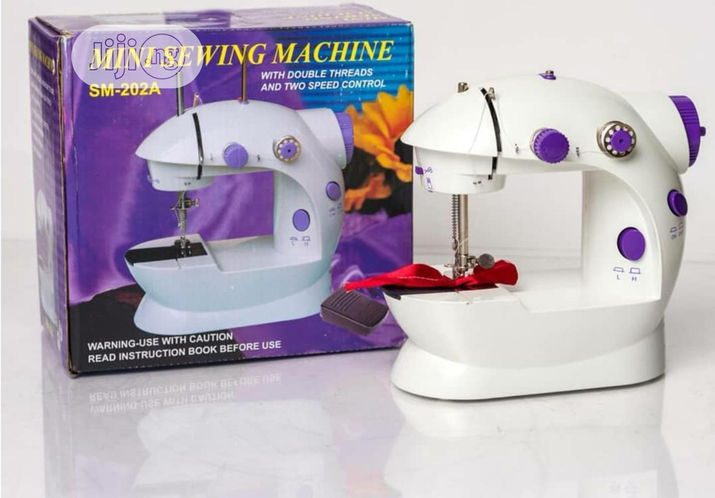 Archive: Portable Sewing Machine