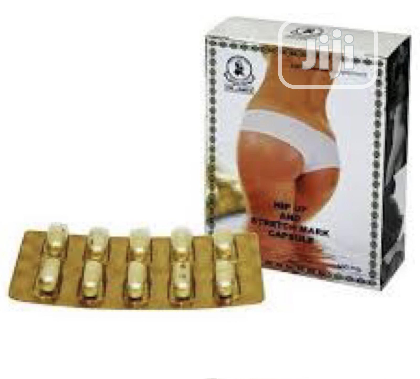 Dr James Hip-Up and Stretch Mark Capsule-30 Capsules