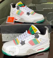 "Air Jordan 4 Retro ""Rasta"" 