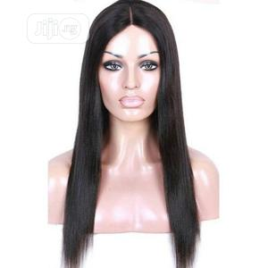 Straight Hair Wig With Lace Closure   Hair Beauty for sale in Lagos State, Ikoyi