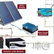Inverter, Battery And Solar Complete Kit System Sales & Installation   Building & Trades Services for sale in Edo State, Benin City
