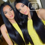 Long Straight Natural Soft Human Hair Wig | Hair Beauty for sale in Lagos State, Ikoyi