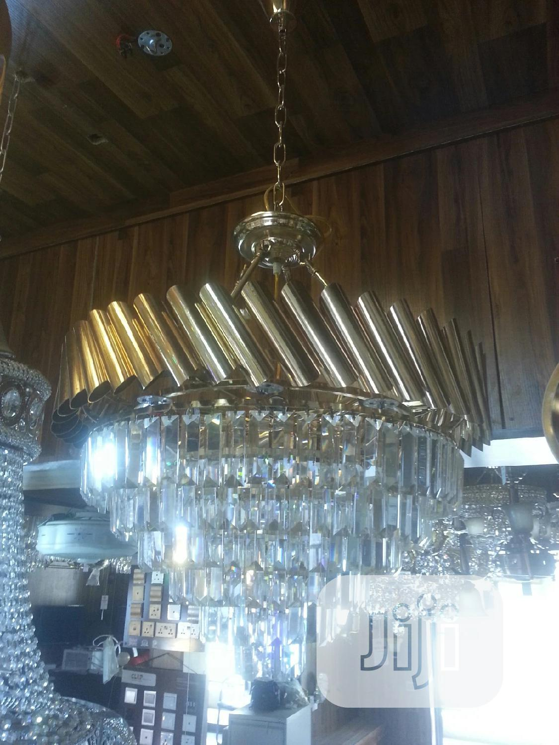 Lad Crystal Chandelier | Home Accessories for sale in Ojo, Lagos State, Nigeria