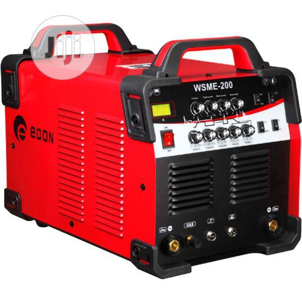 Edon Ac/Dc Pulse Tig/Mma- Wsme-200 Welding Machine Product