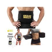 Sweat Waist Trimmer Belt Fitness Belt For Men & Women Slimming Belt | Tools & Accessories for sale in Lagos State, Magodo