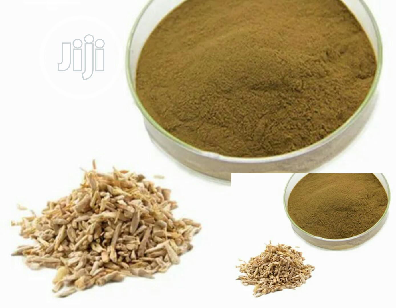Support Male Vitality (Ginseng)