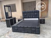 (6×6) Quality Set Of Bedframe | Furniture for sale in Lagos State, Ojo