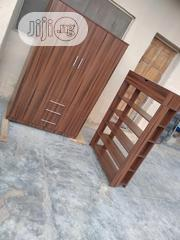 Quality Wardrobe and Shoe Rack | Furniture for sale in Lagos State, Ojo