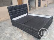 (6×6) Padded Bedframe | Furniture for sale in Lagos State, Ojo