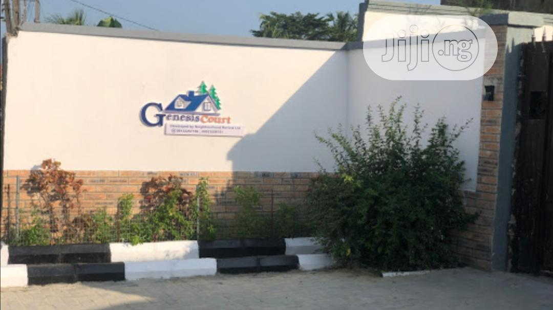Vacant Plots in Genesis Court, Ajah