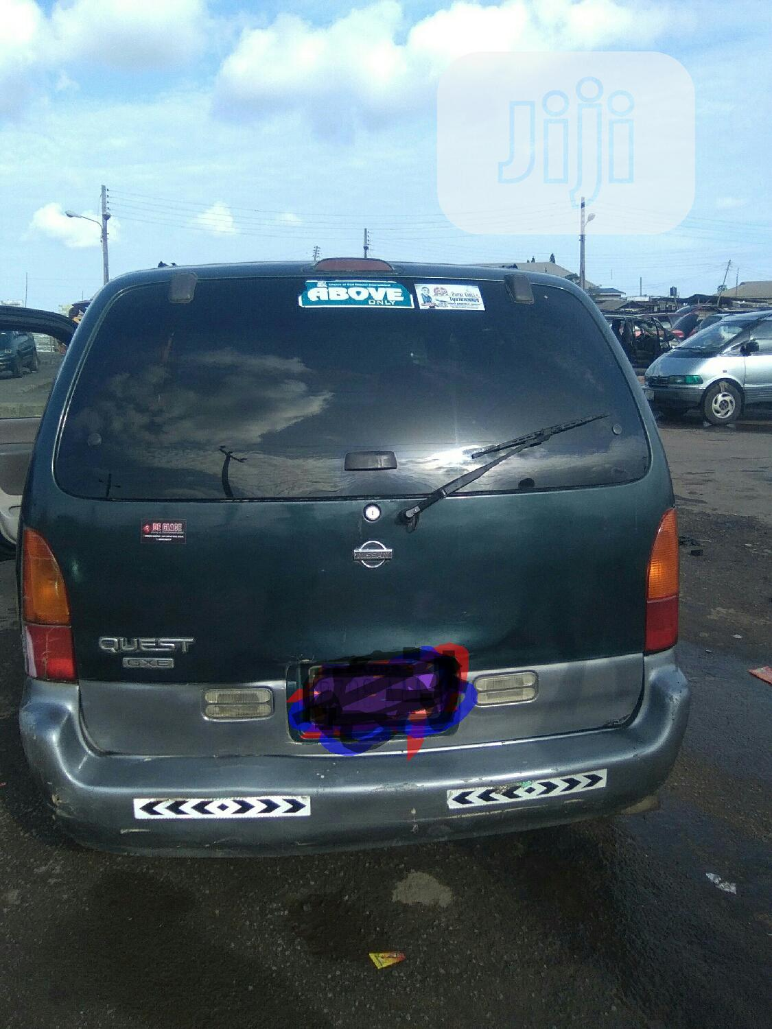 Nissan Quest 1999 Green   Cars for sale in Ibadan, Oyo State, Nigeria