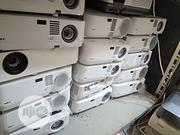 Clean London Used Projector With Excellent Image | TV & DVD Equipment for sale in Edo State, Ekpoma