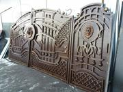 Lion Wrought Iron Gate | Doors for sale in Ekiti State, Ado Ekiti