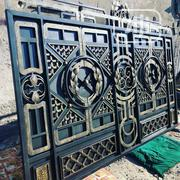 Superb Rolling Gate With Inner Pedestrain Door | Doors for sale in Ekiti State, Ado Ekiti