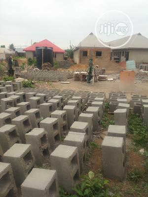 Concrete Block Moluding Sevices (Mobile Block Industry)   Building Materials for sale in Oyo State, Ibadan