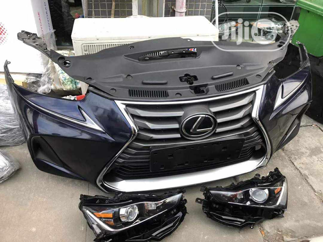 Bumper For LEXUS