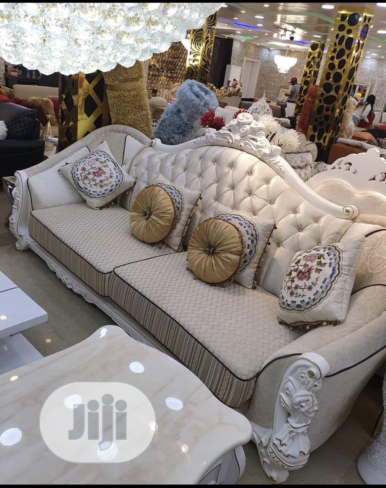 Imported Royal Sofa | Furniture for sale in Ikeja, Lagos State, Nigeria
