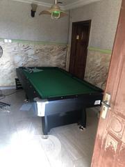7ft Snooker Tabke   Sports Equipment for sale in Lagos State, Agboyi/Ketu
