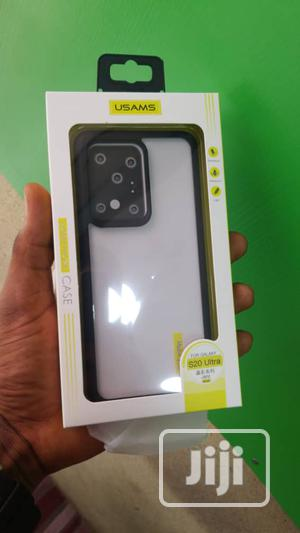 Usams Case For S20/20+/20 Ultra   Accessories for Mobile Phones & Tablets for sale in Lagos State, Ikeja