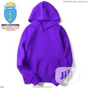 Plain Cotton HOODIE | Clothing for sale in Lagos State, Lagos Island