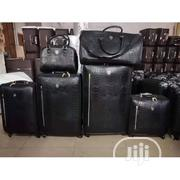 Leather Trolley Luggage Bag- Set of 6 | Bags for sale in Lagos State, Lagos Island